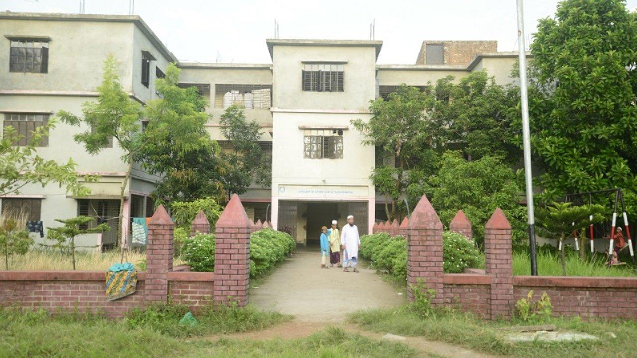STUDENT RESIDENCE OF MADRASHA